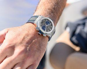 見證全球最大內陸湖帆船賽的榮耀,宇舶推出經典融合系列Bol d'Or Mirabaud 2019 特別版計時碼錶