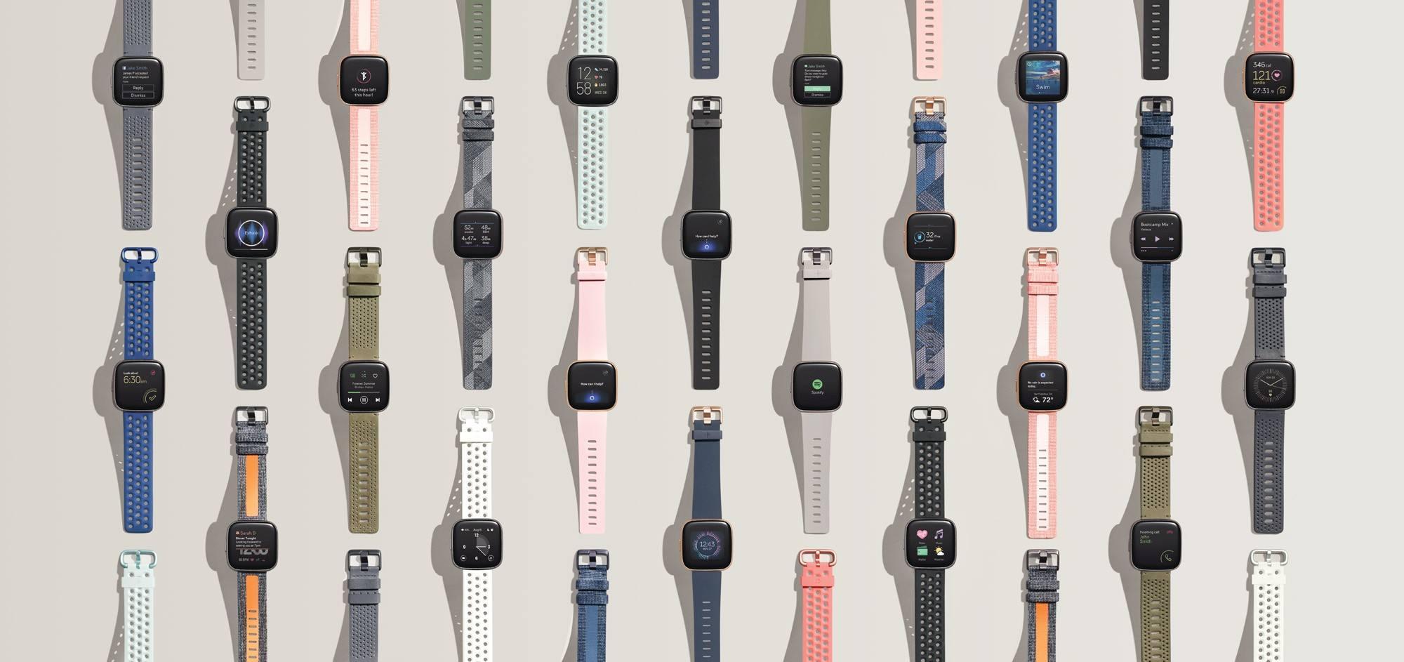 便利語音功能加持,Fitbit全新Versa 2智慧手錶讓一天的生活更加豐富精彩