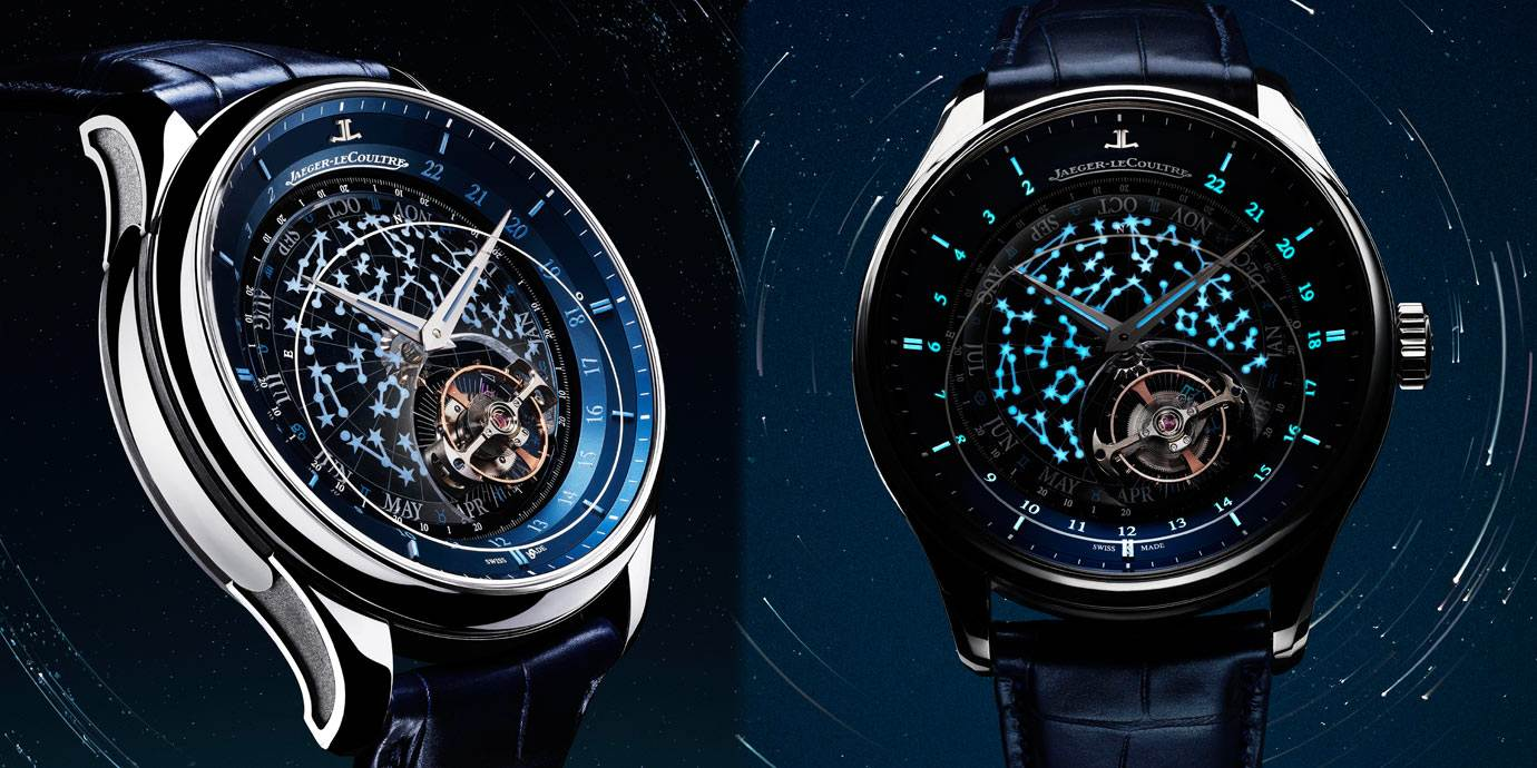 黑夜中數星星:積家Master Grande Tradition Tourbillon Céleste