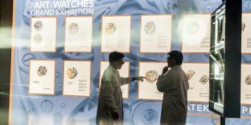 第五屆百達翡麗鐘錶藝術大展9月28日至10月13日於新加坡濱海灣金沙大劇院舉行