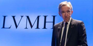 集團品牌表現亮眼:LVMH總裁身價緊追世界首富