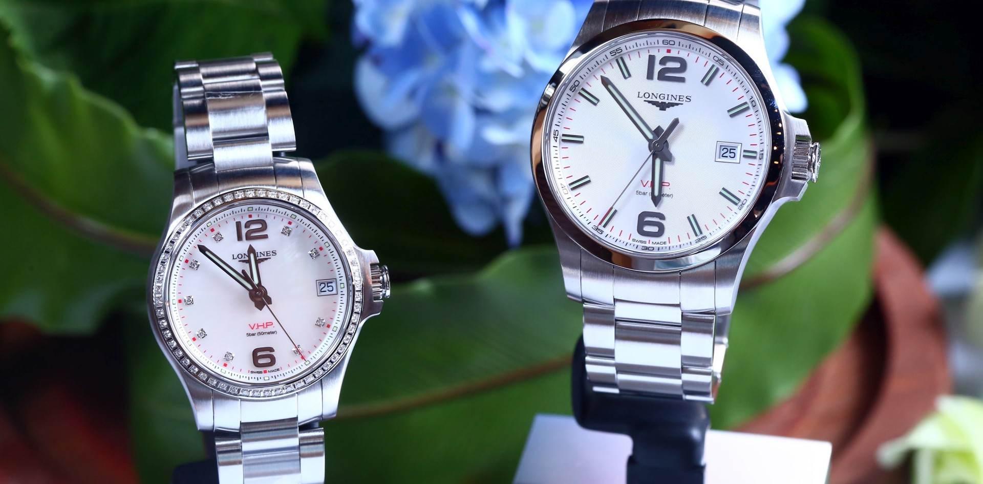 浪漫夏日,以錶傳情:Longines 浪琴表七夕情人節新品對錶為彼此獻上真摯「琴意 」
