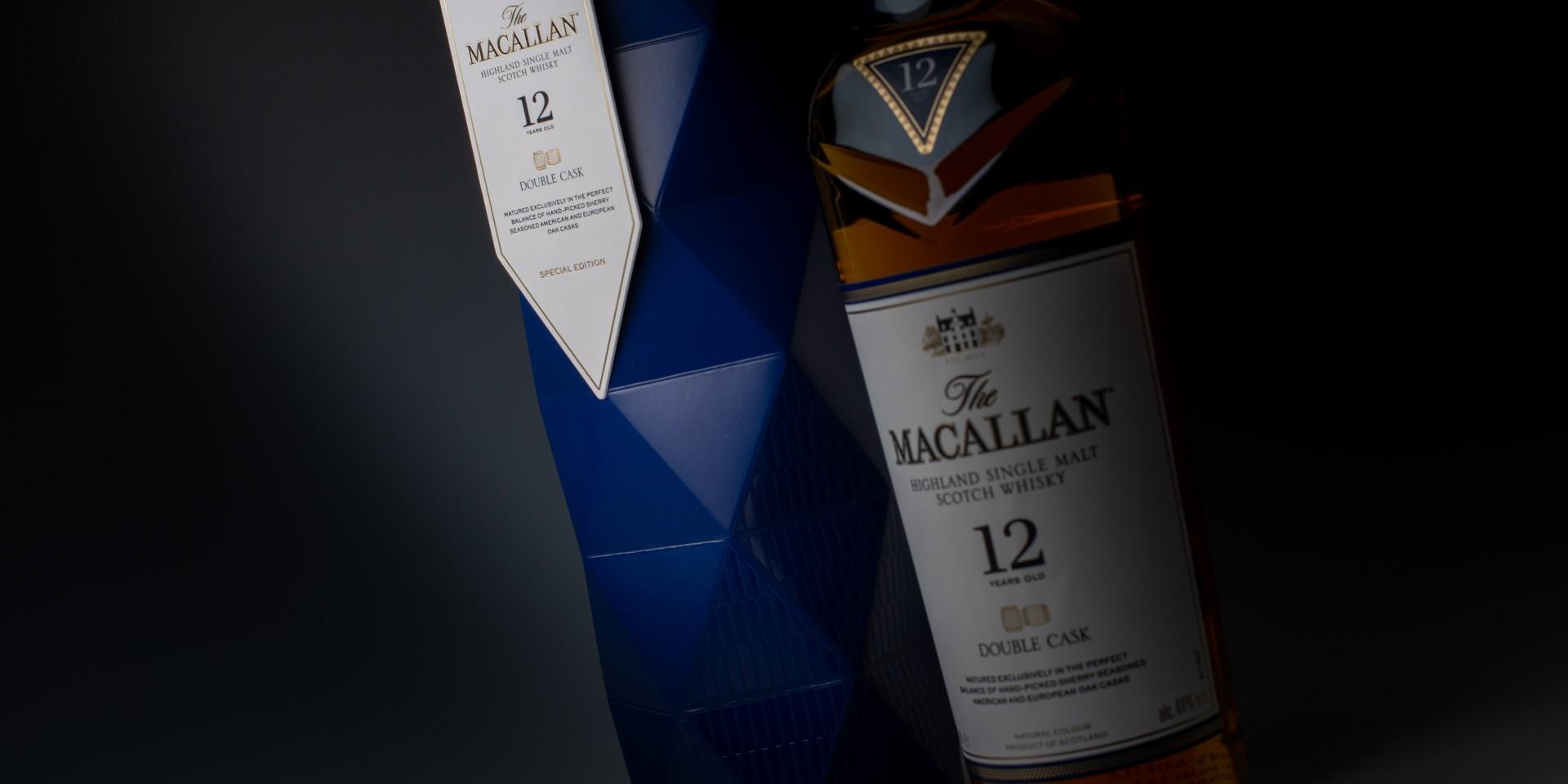麥卡倫推出雪莉雙桶12年新酒廠週年全球限量包裝