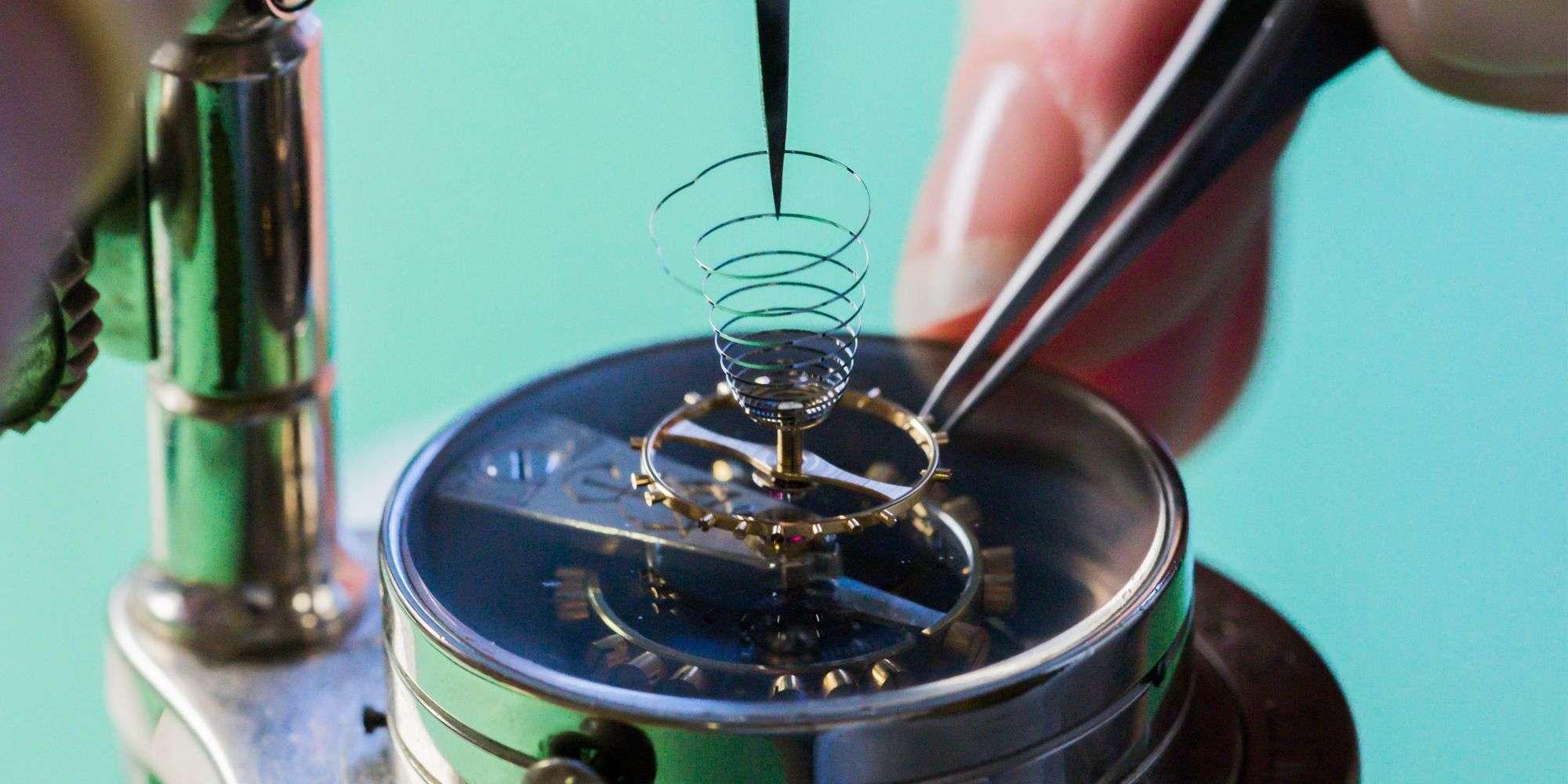 最關鍵的自製力:萬寶龍Minerva錶廠的百年技藝(下)