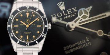 農曆七月看「水鬼」:Rolex Submariner演進史