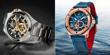 分秒跳躍,今年用BULOVA美式風尚腕錶向父親表達如心澎湃的感謝