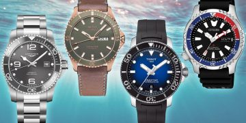 夏日涼伴潛水錶-高CP篇