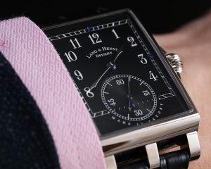 【每週一錶】來自德勒斯登的極致工藝:Lang & Heyne Georg