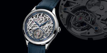 提升性能的美麗安排:Montblanc外置陀飛輪錶款