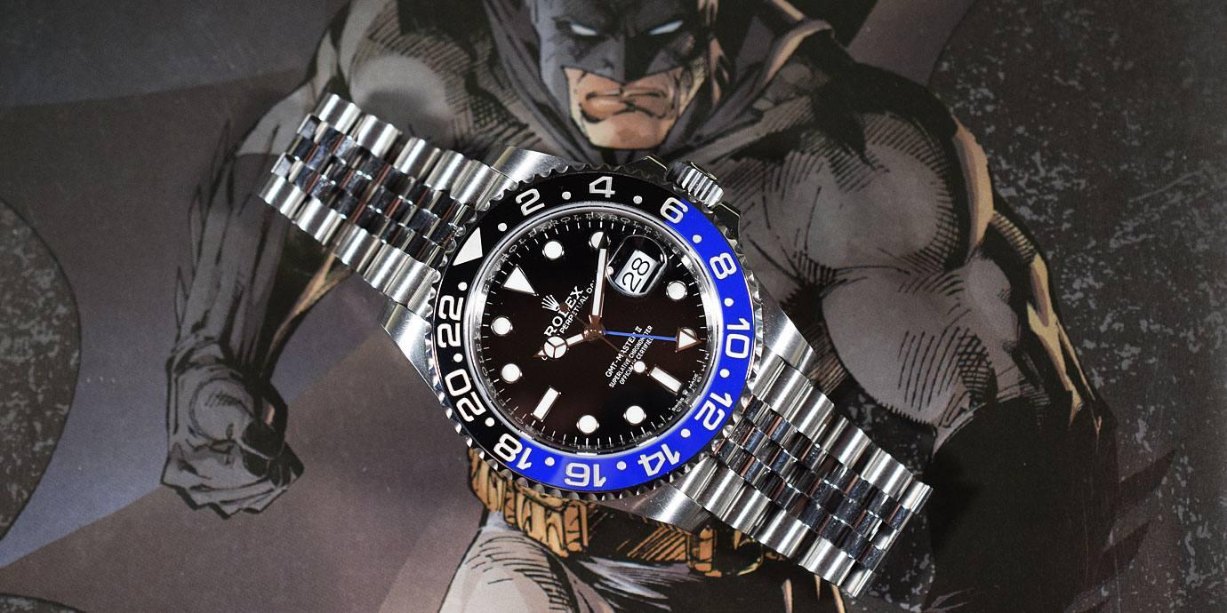 【錶語時事】從《哈利波特》第一刷暴漲的身價看Rolex超定價錶款