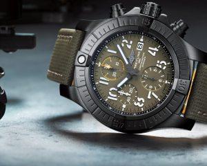 專為當代空中探險家而設計:百年靈Avenger復仇者腕錶系列全新改款 (上)