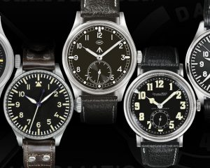 古味飛行錶抵台:IWC飛行員系列古董錶款