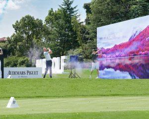 優雅精準先鋒:2019愛彼高爾夫大師賽於上海佘山球場舉行,CODE 11.59系列同場亮相