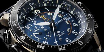 超越巔峰:CITIZEN PROMASTER 30週年極限登山錶,海拔-300至10,000公尺暢行無阻