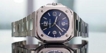 【每週一錶】方中帶圓的全新樣貌:Bell & Ross BR 05系列