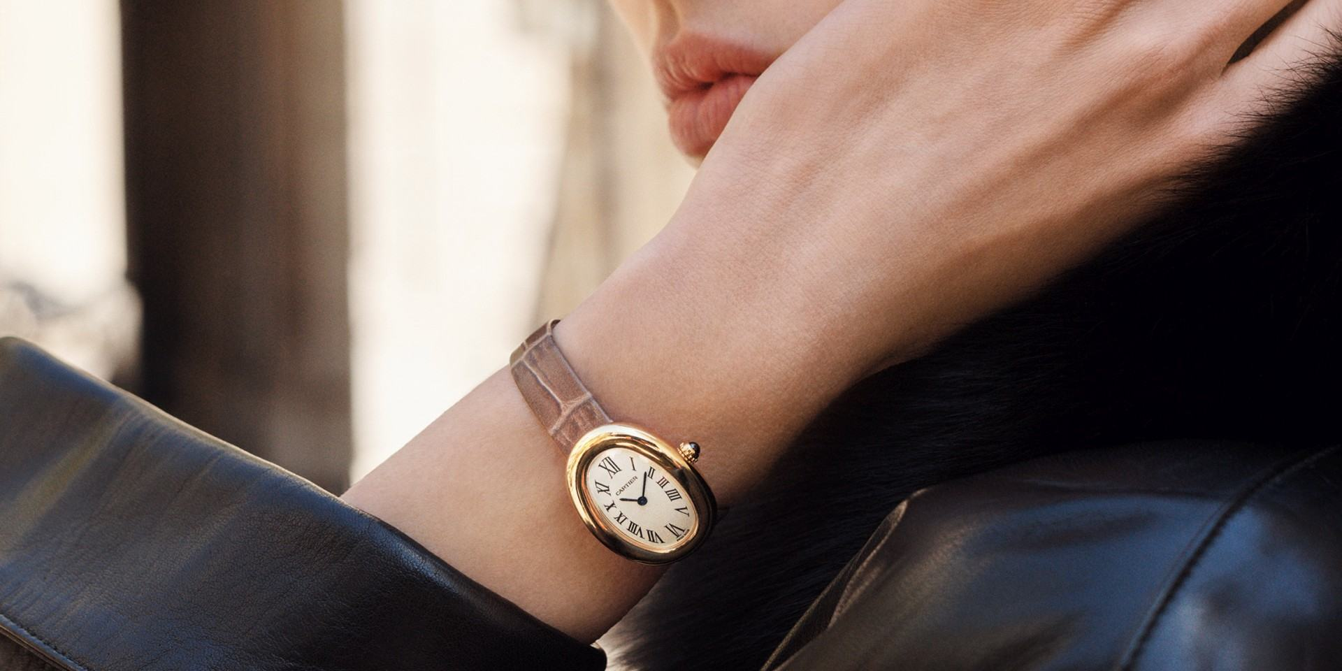 體現法式優雅及美學典範:卡地亞Baignoire系列腕錶