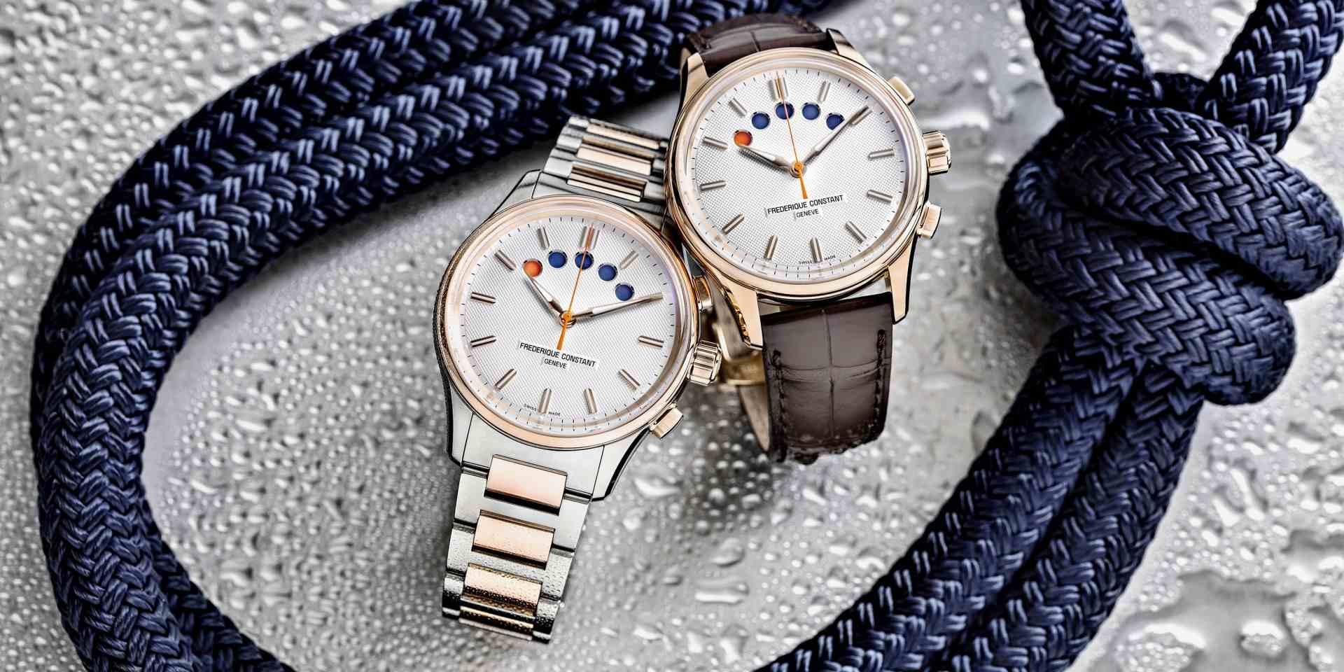 強勢回歸:康斯登 Yacht Timer Regatta Countdown賽艇倒數計時腕錶