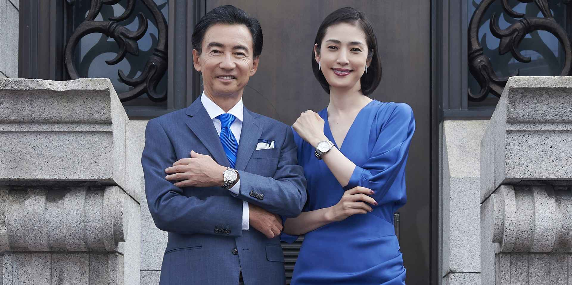 完美體現「THE NATURE OF TIME」品牌精神,Grand Seiko宣布天海祐希擔任亞洲區代言人