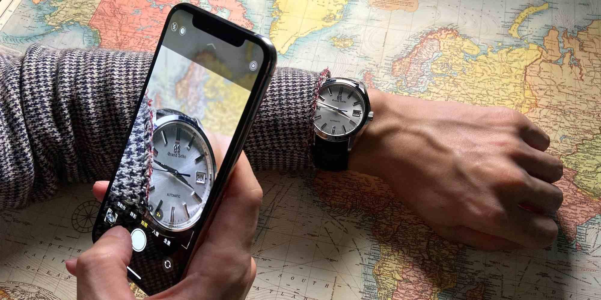 手機該換了,手錶呢?