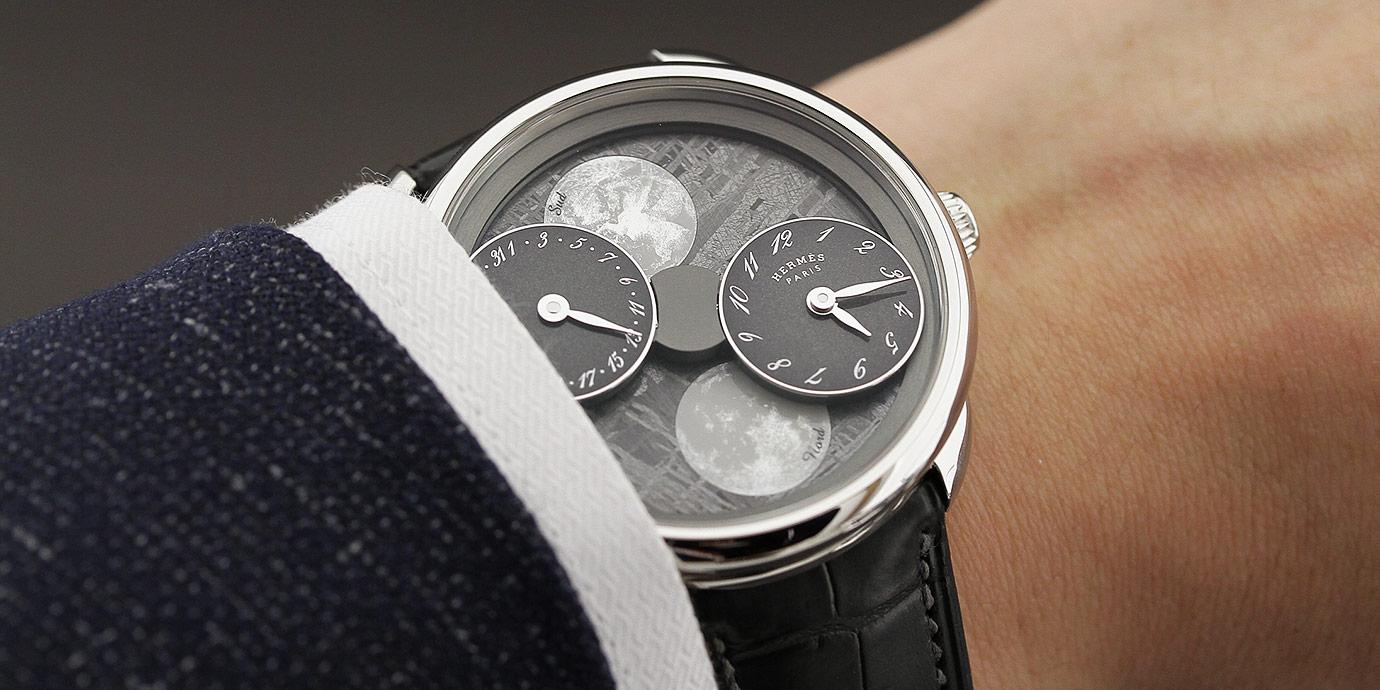 各式月亮點點名:2019矚目月相腕錶