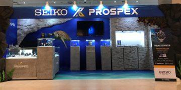 錶迷們請把握:Seiko Prospex快閃店現身信義商圈