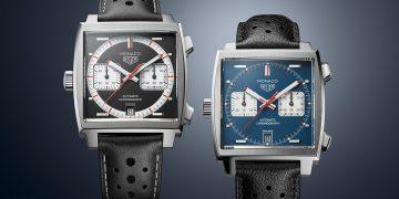 50週年紀念款第四波登場:TAG Heuer Monaco 1999–2009限量典藏版腕錶