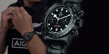黑衫軍來襲:帝舵 Black Bay Chrono Dark 全黑計時碼錶限量版