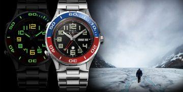 專為遊歷世界、探索陸地與海洋而生:BALL Watch Roadmaster Vanguard