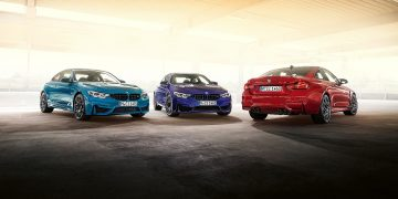承襲M Power剽悍性能基因,全新BMW M4 Edition ///M Heritage台灣限量五輛
