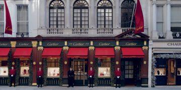 雙璧出擊:卡地亞倫敦新、舊龐德街雙專賣店整修完成,重新開幕