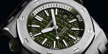 讓潛水也可以很有「型」:特殊殼形潛水錶