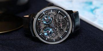 遠瞻無窮宇宙:芝柏表 x 台南中國鐘錶尊榮館舉辦「天際行者腕錶鑑賞會」
