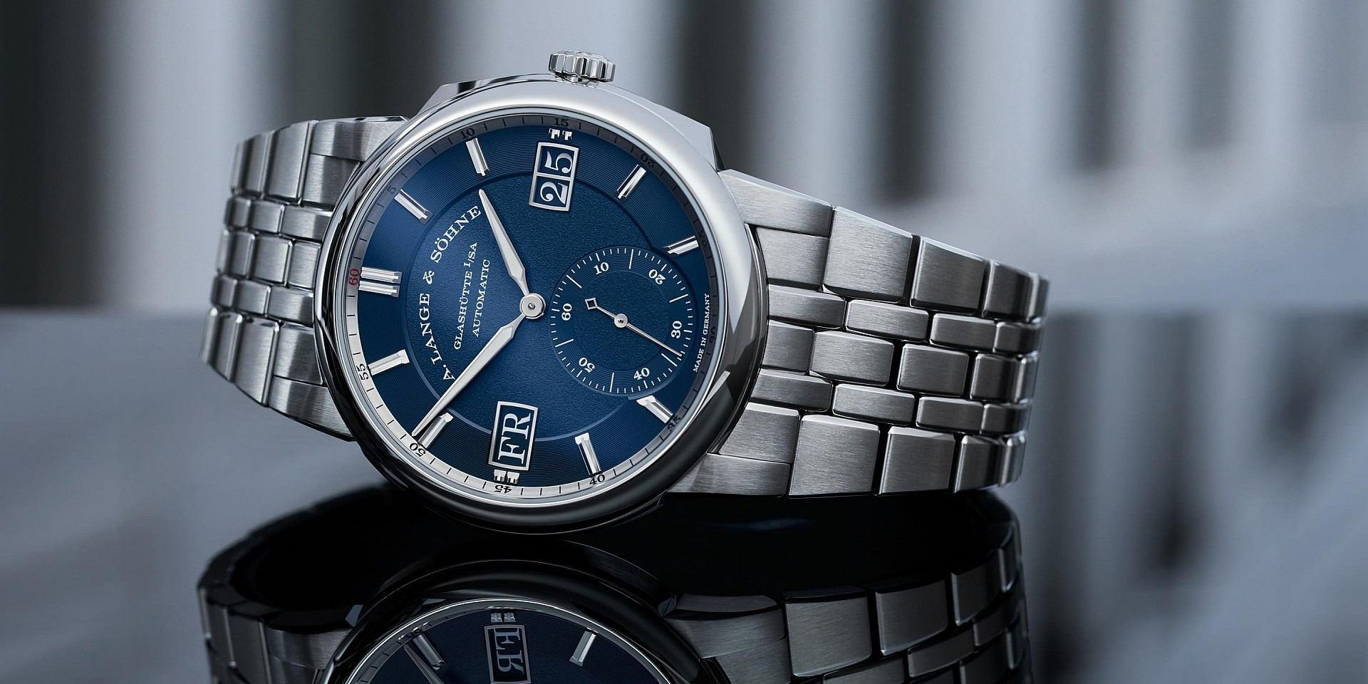 【破天荒大代誌】朗格發表第一款量產常規版不鏽鋼腕錶Odysseus
