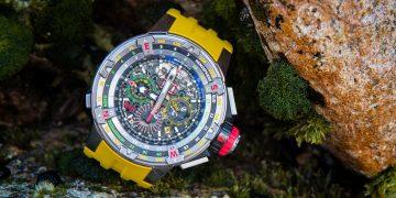 以頂級規格征服運動領域:RICHARD MILLE運動錶款