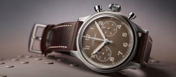 獨一無二的Type XX:Breguet Type 20 Only Watch 2019腕錶