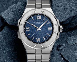 致敬總裁的首款腕錶:Chopard推出全新Alpine Eagle系列