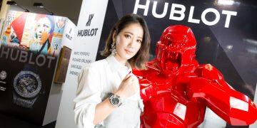 參與藝術盛會:Hublot擔任2019 ART TAIPEI台北國際藝術博覽會官方計時