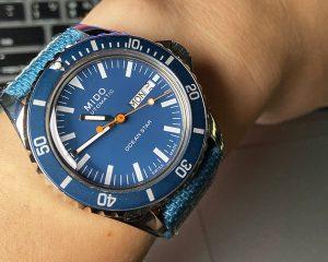 【巴編試戴】潛水錶戴起來也可以很時尚:Mido Ocean Star Tribute