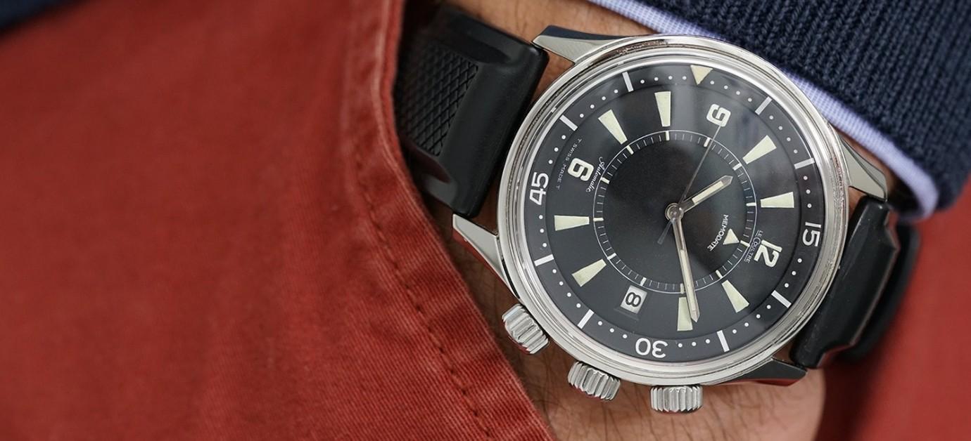 珍罕的積家Polaris Memodate和獨一無二的Lucky 13腕錶將分別於日內瓦及紐約富藝斯拍賣
