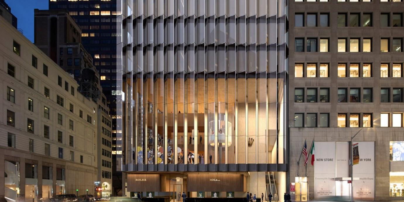 勞迷新的朝聖地:Rolex紐約新總部大樓即將誕生