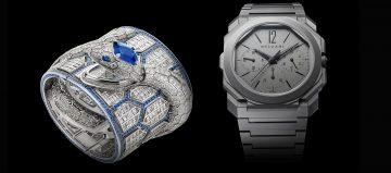 抱走兩項大獎:BVLGARI獲得2019 GPHG最佳計時腕錶、最佳珠寶腕錶