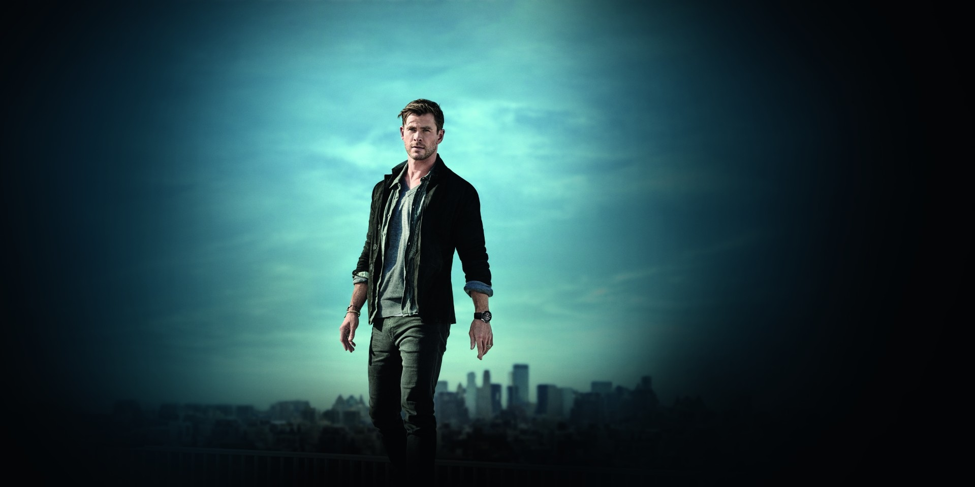 魅力男神雷神索爾克里斯Chris Hemsworth霸氣演繹TAG Heuer全新廣告