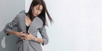 雙面風格時尚展現女性絕佳氣場:天梭PR 100 Sport Chic石英計時碼錶系列