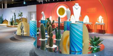 燦金綠洲:PIAGET頂級珠寶暨腕錶展