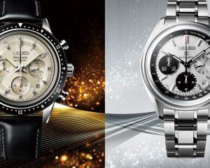誌慶輝煌的計時碼錶歷史,SEIKO推出Prospex SRQ029J1與Presage SRQ031J1限量復刻計時碼錶