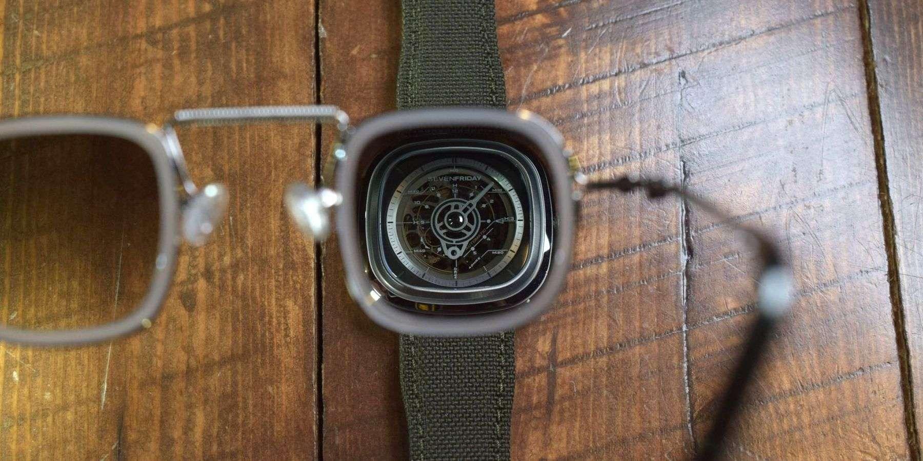 戴上它,變得更帥!Sevenfriday全新T系列腕錶