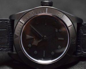 再度扮演大「黑」馬! Tudor Black Bay Ceramic One「Only Watch」特別版拍出千萬台幣價格