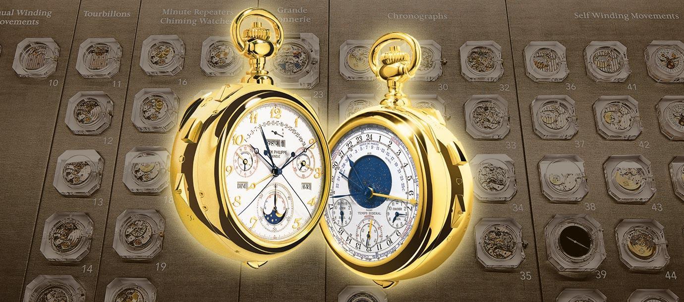 鐘錶王者的華麗現身:第五屆百達翡麗鐘錶藝術大展(下)