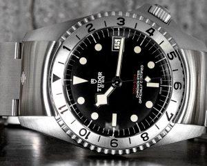 「挑戰」成功:Tudor Black Bay P01腕錶榮膺2019 GPHG挑戰獎
