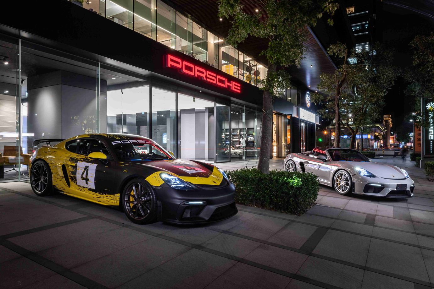 車迷精品控尋寶 保時捷桃園首開Porsche Studio